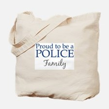 Police: Family Tote Bag