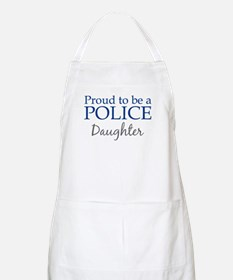 Police: Daughter BBQ Apron