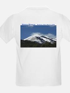 Kids T-Shirt - Sierra Blanca #23