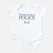 Police: Dad Infant Bodysuit