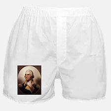 Washington Portrait Boxer Shorts