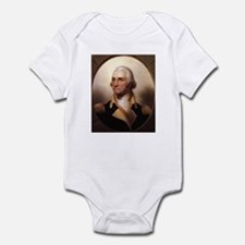 Washington Portrait Infant Bodysuit