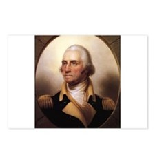 Washington Portrait Postcards (Package of 8)
