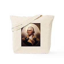 Washington Portrait Tote Bag