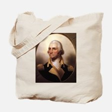Washington Portrait Tote Bag