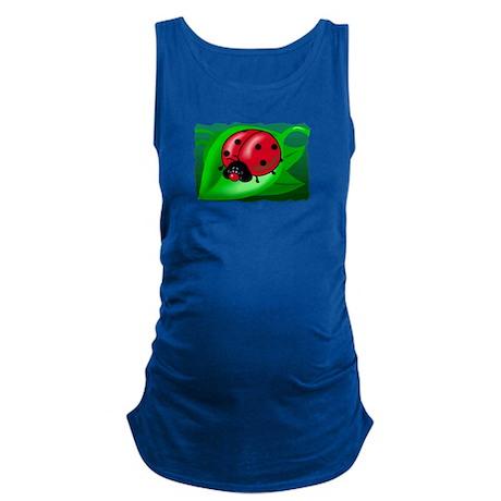 Ladybug102 Maternity Tank Top