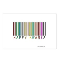 Kwanza Bar Postcards (Package of 8)