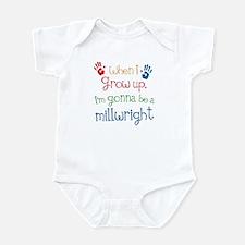 Future Millwright Infant Bodysuit