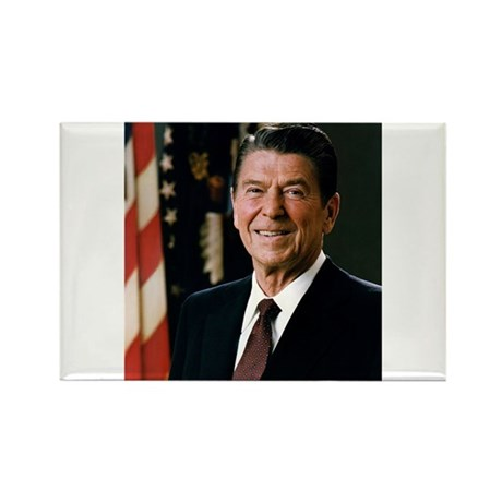 Official_Portrait_of_President_Reagan_1981 Magnets