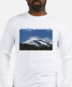 Long Sleeve T-Shirt - Sierra Blanca #23