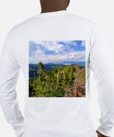 Long Sleeve T-Shirt  Monjeau Lookout