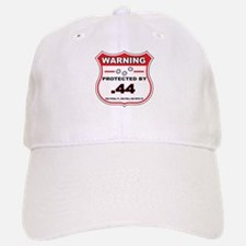 protected by 44 shield Baseball Baseball Baseball Cap