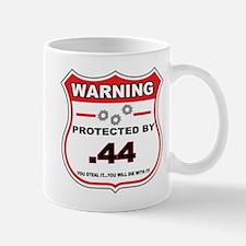protected by 44 shield Mug