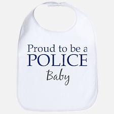 Police: Baby Bib
