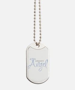 Airman's Angel Dog Tags
