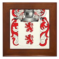 Ferry Coat of Arms Framed Tile