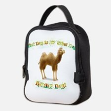 Hump Day Neoprene Lunch Bag