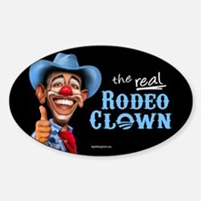 Obama Rodeo Clown Decal