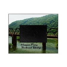 Harpers Ferry Bridge Picture Frame