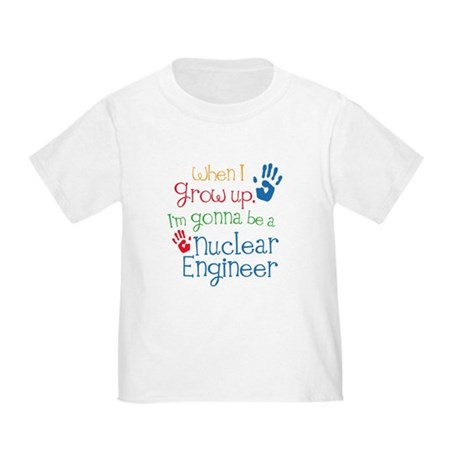 Future Nuclear Engineer Toddler T-Shirt