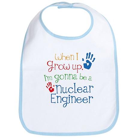 Future Nuclear Engineer Bib