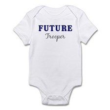 Future Trooper Onesie