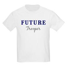 Future Trooper Kids T-Shirt