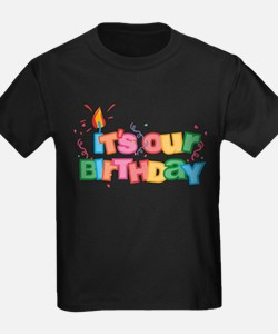 It's Our Birthday Letters T