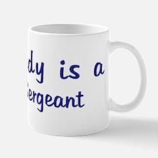 Police Sergeant - My Daddy Mug