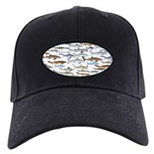School of Sharks 2 Baseball Hat