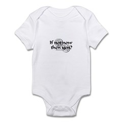If Not Now Then Yen? Infant Bodysuit
