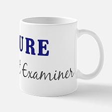 Future Latent Print Examiner Mug