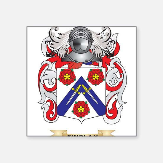 Findlay Coat of Arms Sticker