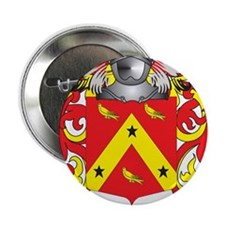 """Finney Coat of Arms 2.25"""" Button"""