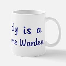 Fish and Game Warden - My Dad Mug