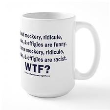 Racism Shield Mug