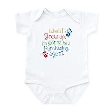Future Purchasing Agent Infant Bodysuit