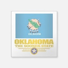 Oklahoma Flag Sticker