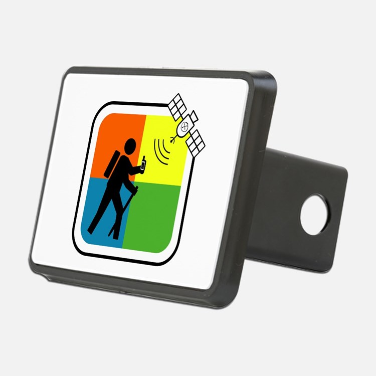 Geocaching Hitch Cover