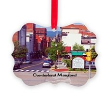 Cumberland Maryland Ornament