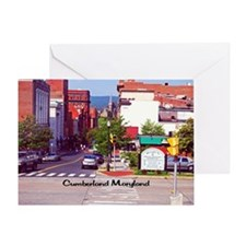 Cumberland Maryland Greeting Card