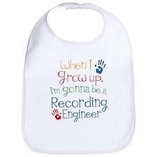 Future Recording engineer Bib