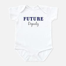 Future Deputy Infant Bodysuit