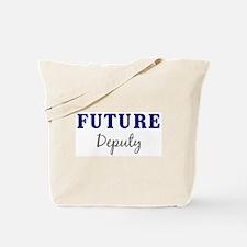 Future Deputy Tote Bag