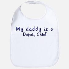 Deputy Chief - My Daddy Bib