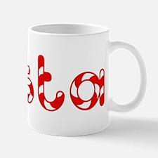 Krista - Candy Cane Mug