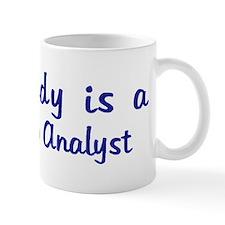 DNA Lab Analyst - My Daddy Coffee Mug