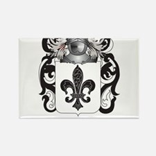 Fishburn Coat of Arms Rectangle Magnet