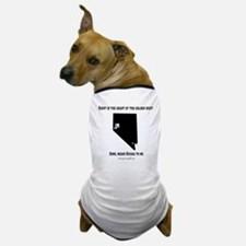 Home means Nevada Dog T-Shirt