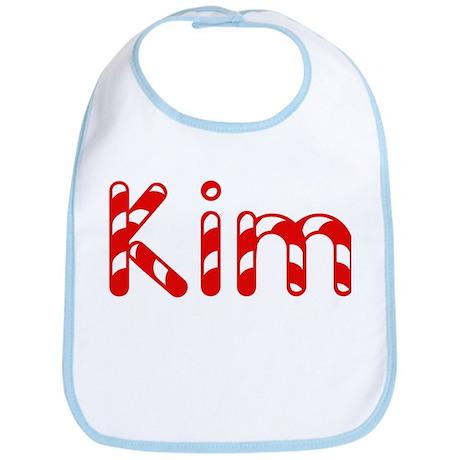 Kim - Candy Cane Bib